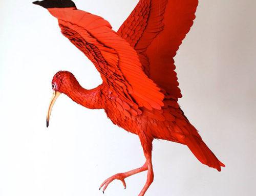 De vogel van vuur